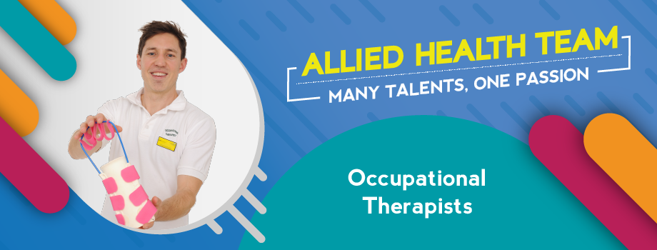Occupational therapist