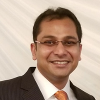 Dr Aggarwal, Consultant at the University Hospitals of Derby and Burton NHS Foundation Trust