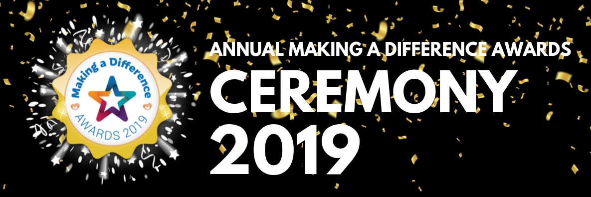 2019 award ceremony banner