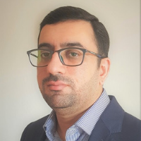 Dr Kashif, Consultant at the University Hospitals of Derby and Burton NHS Foundation Trust
