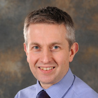 Dr Lawson, Consultant at the University Hospitals of Derby and Burton NHS Foundation Trust