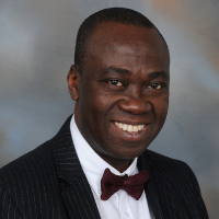 Mr Oforka, Consultant at the University Hospitals of Derby and Burton NHS Foundation Trust