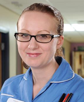Laura Cope smiling