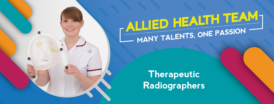 Therapeutic radiographer